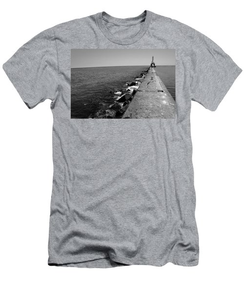 Long Thought Men's T-Shirt (Athletic Fit)