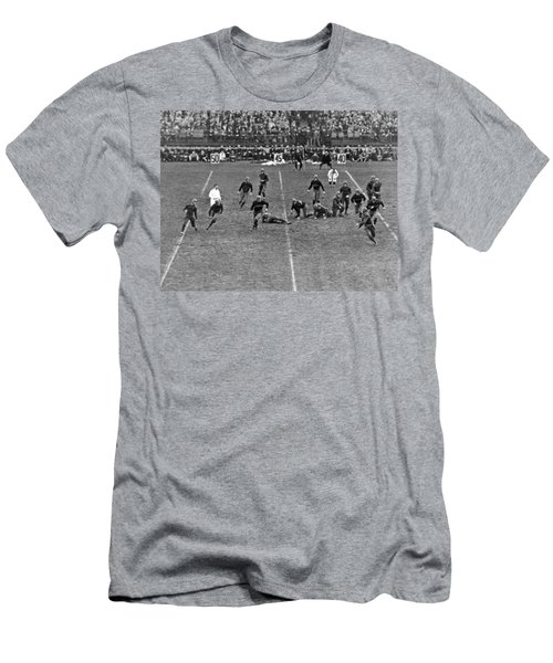 Notre Dame-army Football Game Men's T-Shirt (Athletic Fit)
