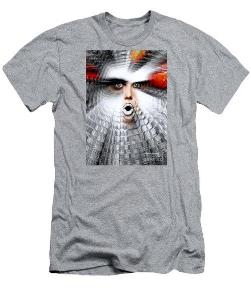 OMG Men's T-Shirt (Athletic Fit)
