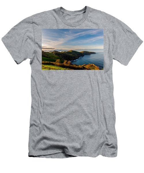 Out Bond To The Sea Men's T-Shirt (Athletic Fit)