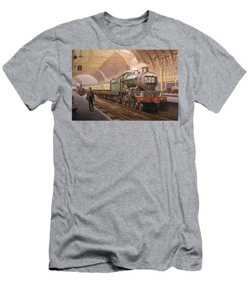 Paddington Arrival. Men's T-Shirt (Athletic Fit)