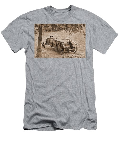 Retired But Ready Men's T-Shirt (Athletic Fit)
