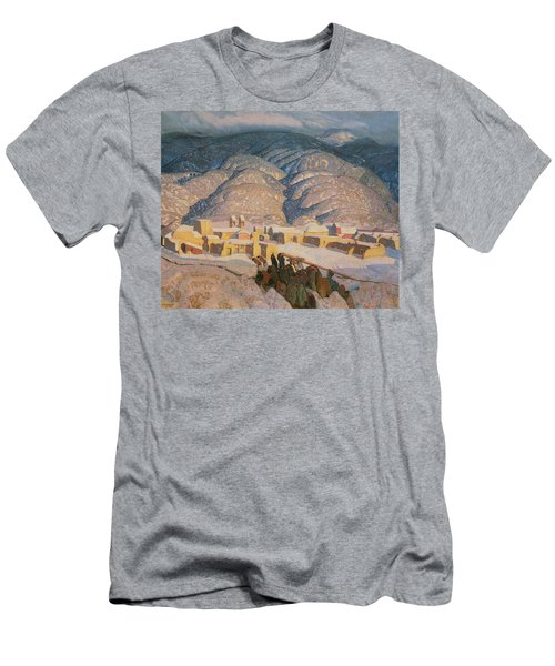 Sangre De Cristo Mountains Men's T-Shirt (Athletic Fit)