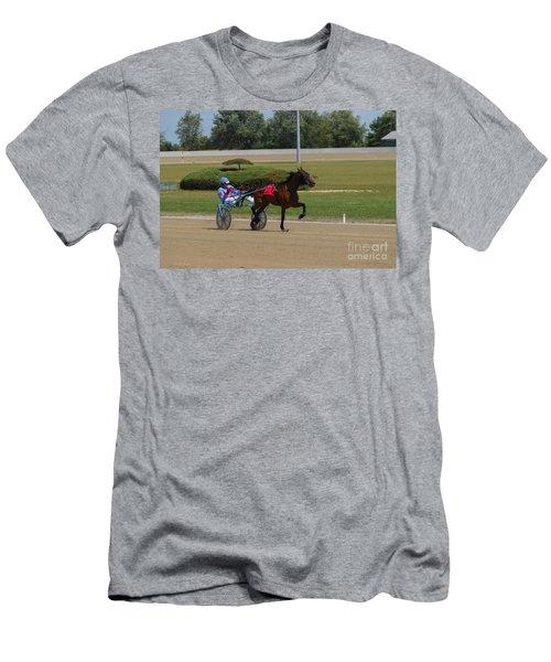 D39w-399 Scioto Downs Men's T-Shirt (Athletic Fit)