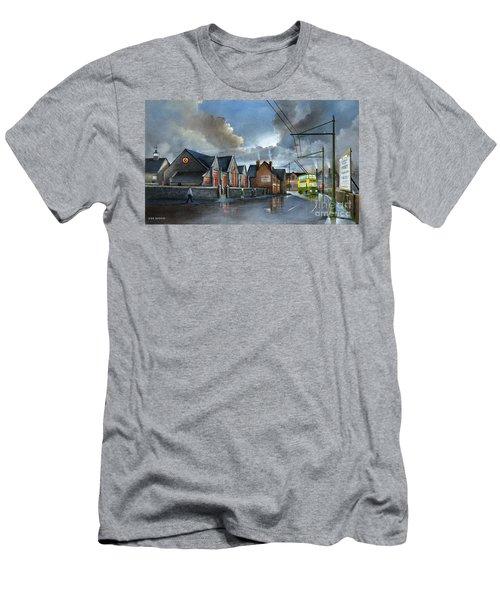 St. James School Men's T-Shirt (Athletic Fit)