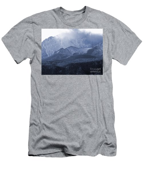 Stormy Peak Men's T-Shirt (Athletic Fit)