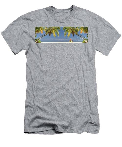 The Beach Men's T-Shirt (Athletic Fit)