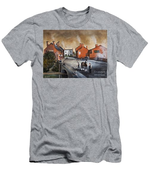 The Blackcountry Village Men's T-Shirt (Athletic Fit)