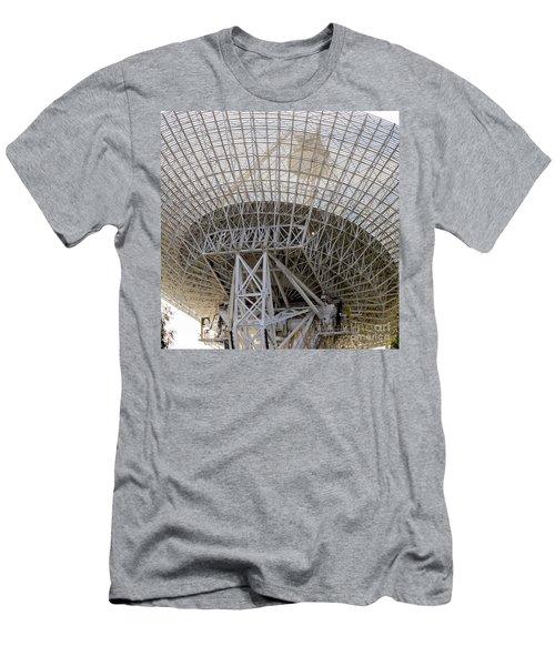 Tidbinbilla Deep Space Station Men's T-Shirt (Athletic Fit)