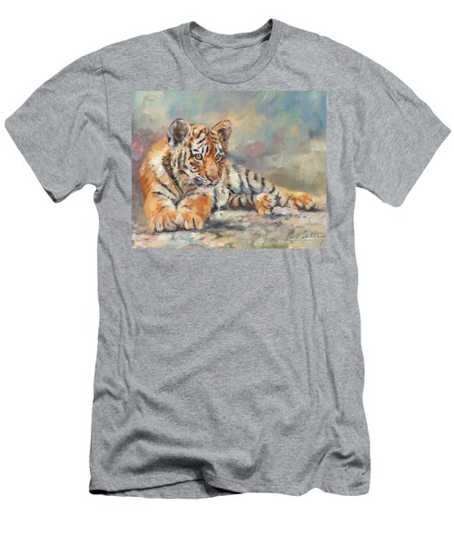 Tiger Cub Men's T-Shirt (Athletic Fit)