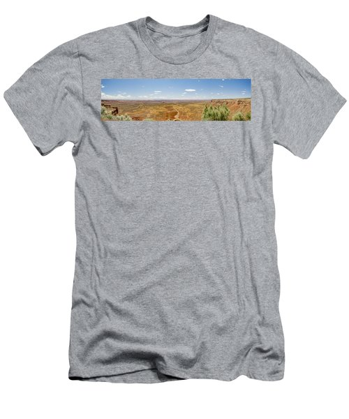 Twelve Hundred Feet Up Men's T-Shirt (Athletic Fit)