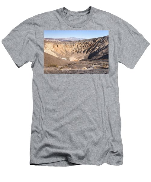 Ubehebe Crater Men's T-Shirt (Athletic Fit)