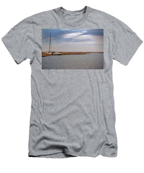 Up A Ditch Men's T-Shirt (Athletic Fit)