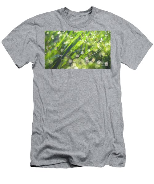 Where The Fairies Are Men's T-Shirt (Athletic Fit)
