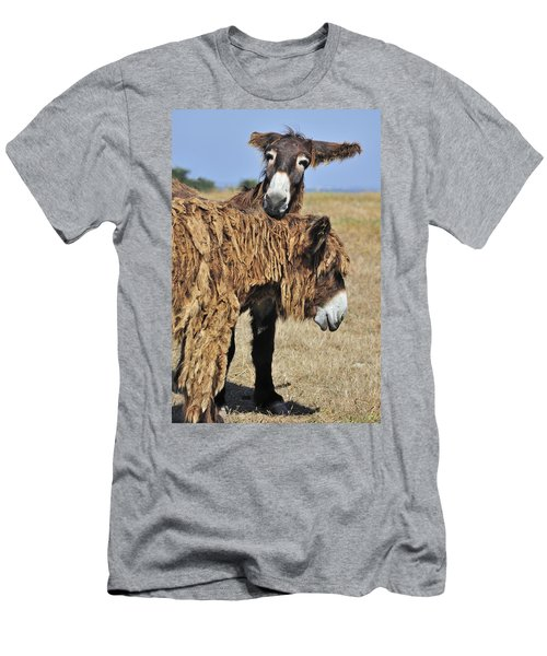 Men's T-Shirt (Slim Fit) featuring the photograph 120920p028 by Arterra Picture Library