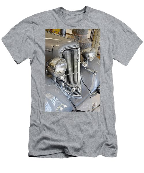 1934 Plymouth Sedan Men's T-Shirt (Athletic Fit)