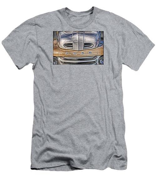 1948 Ford Pickup Men's T-Shirt (Slim Fit) by Richard Farrington