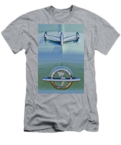 1954 Oldsmobile Super 88 Hood Ornament Men's T-Shirt (Athletic Fit)