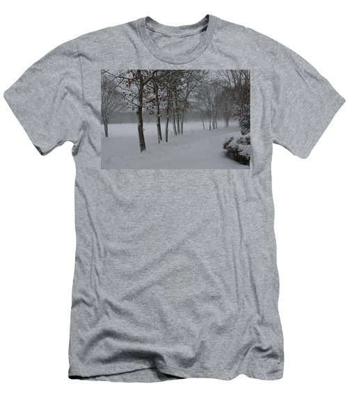 2 2014 Winter Of The Snow Men's T-Shirt (Athletic Fit)