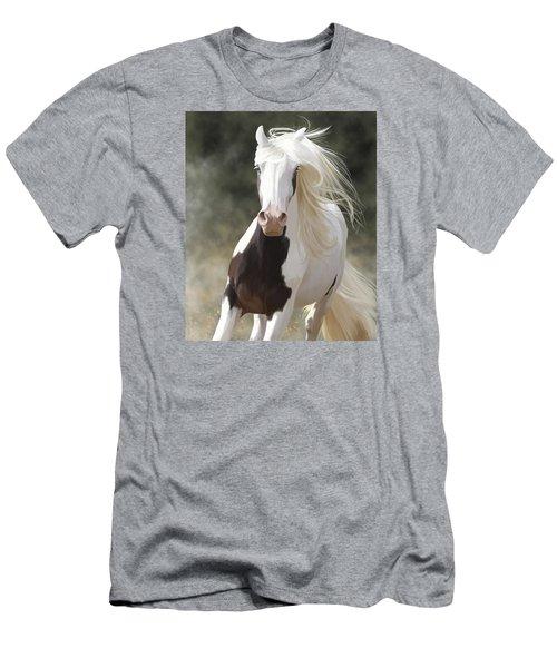 Excitement Men's T-Shirt (Slim Fit) by Kate Black