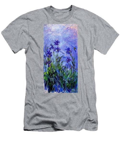 Irises Men's T-Shirt (Athletic Fit)