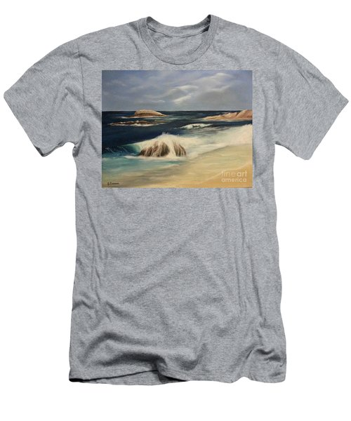 Monterey Coast Men's T-Shirt (Athletic Fit)