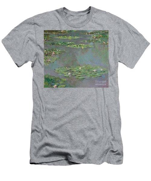 Nympheas Men's T-Shirt (Athletic Fit)
