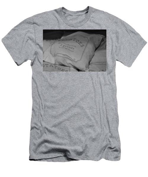 2 Pounds Of Potatoes Men's T-Shirt (Athletic Fit)