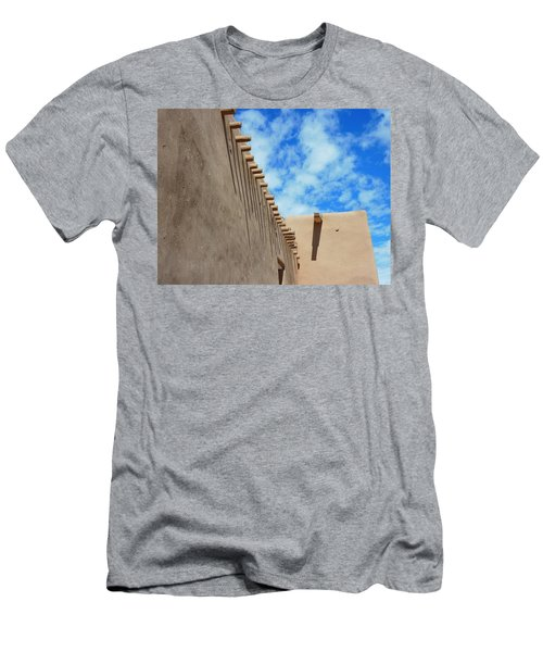 San Francisco De Asis Mission Church  Men's T-Shirt (Athletic Fit)