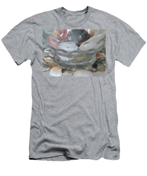 Shells In Bubble Bowl 2 Men's T-Shirt (Athletic Fit)