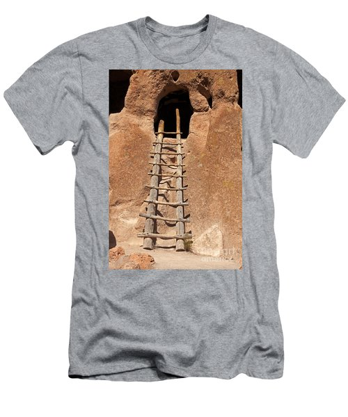Talus House Front Door Bandelier National Monument Men's T-Shirt (Athletic Fit)