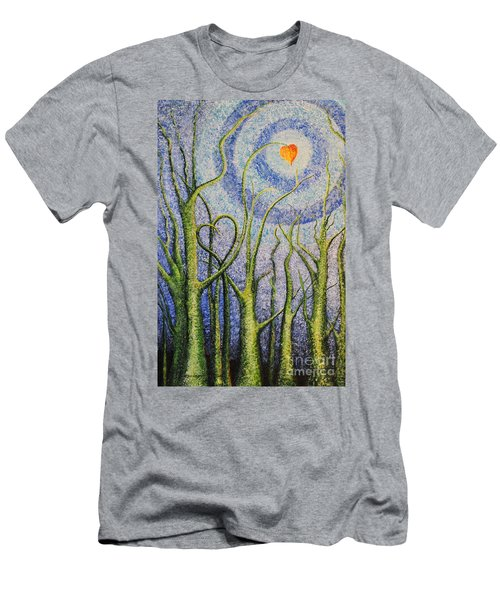 You Always Know Men's T-Shirt (Slim Fit) by Holly Carmichael