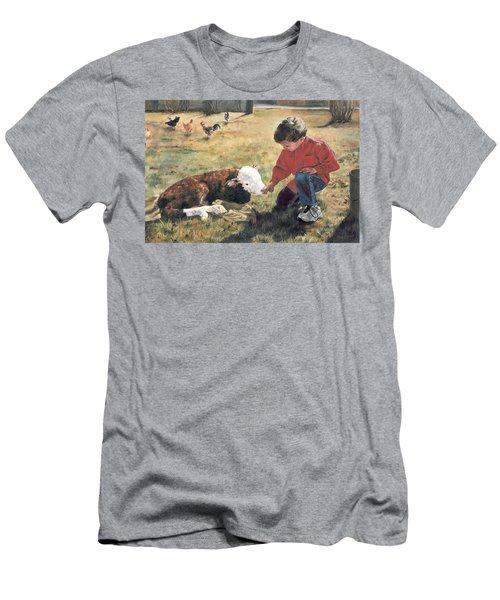 20 Minute Orphan Men's T-Shirt (Slim Fit) by Lori Brackett