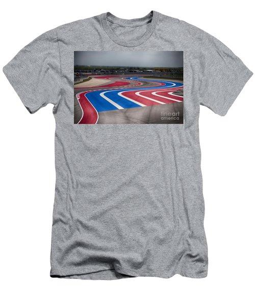 05010cb3 2014 Motogp Red Bull Grand Prix Of The Americas Track Men's T-Shirt  (Athletic