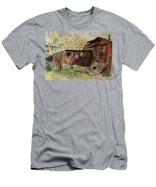 A Shanty Called Home Men's T-Shirt (Athletic Fit)