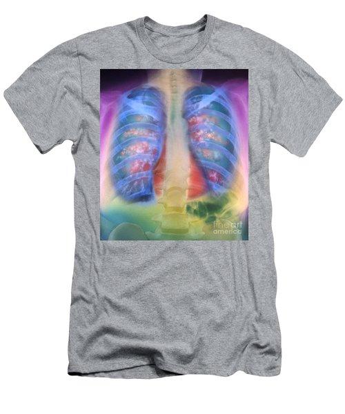 Avian Flu Men's T-Shirt (Athletic Fit)