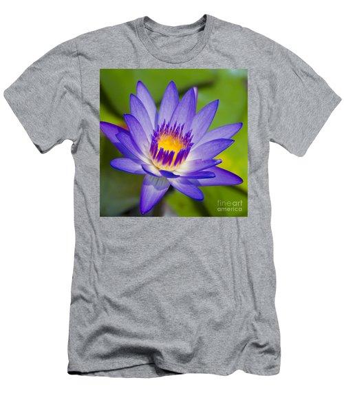 Pupukea Garden Breeze  Men's T-Shirt (Athletic Fit)
