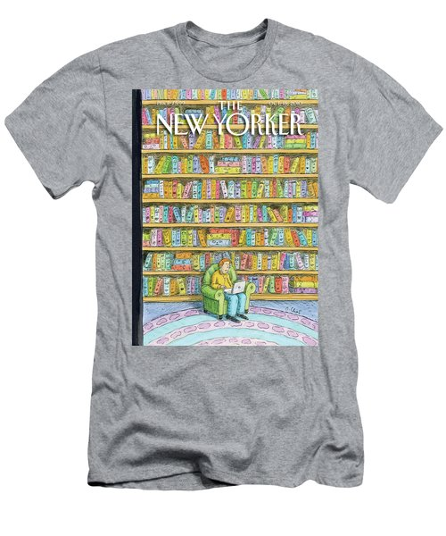 New Yorker October 18th, 2010 Men's T-Shirt (Athletic Fit)