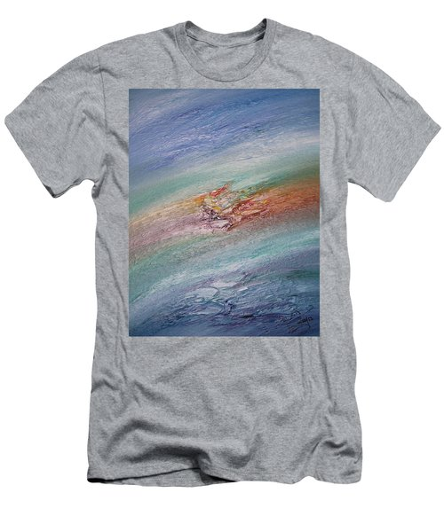 Original Abstract Masterpiece Men's T-Shirt (Athletic Fit)