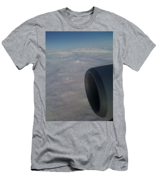 33000 Feet Men's T-Shirt (Athletic Fit)