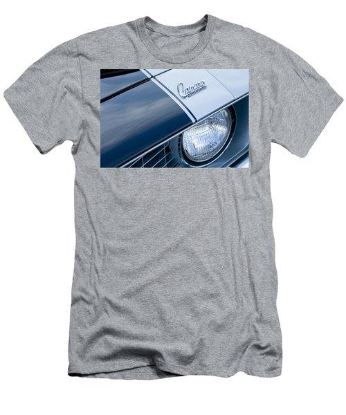 1969 Chevrolet Camaro Z-28 Emblem Men's T-Shirt (Athletic Fit)