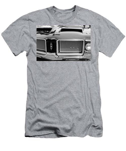 1972 Oldsmobile 442 Grille Emblem Men's T-Shirt (Athletic Fit)