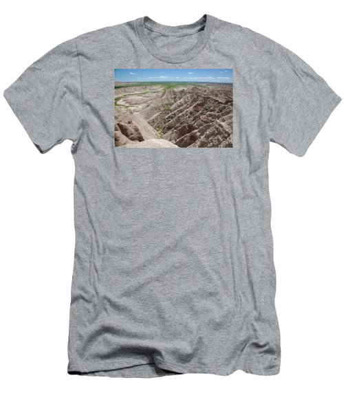 The Badlands Men's T-Shirt (Athletic Fit)