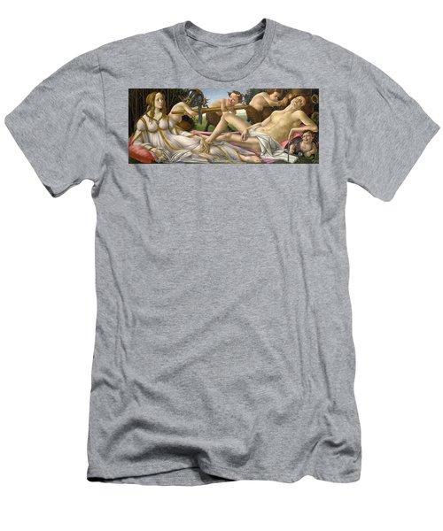 Venus And Mars Men's T-Shirt (Athletic Fit)