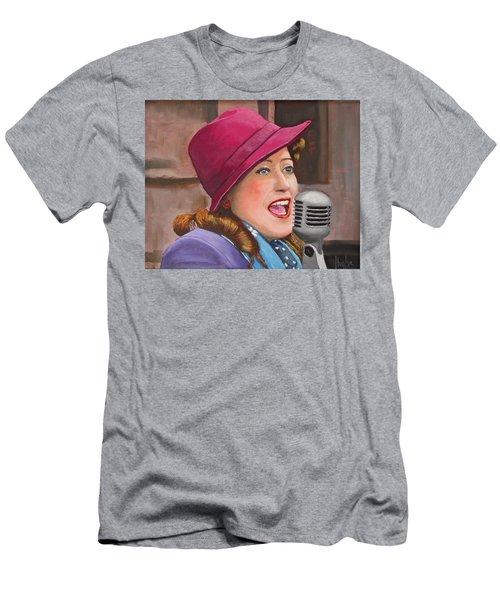 40s Singer Men's T-Shirt (Athletic Fit)
