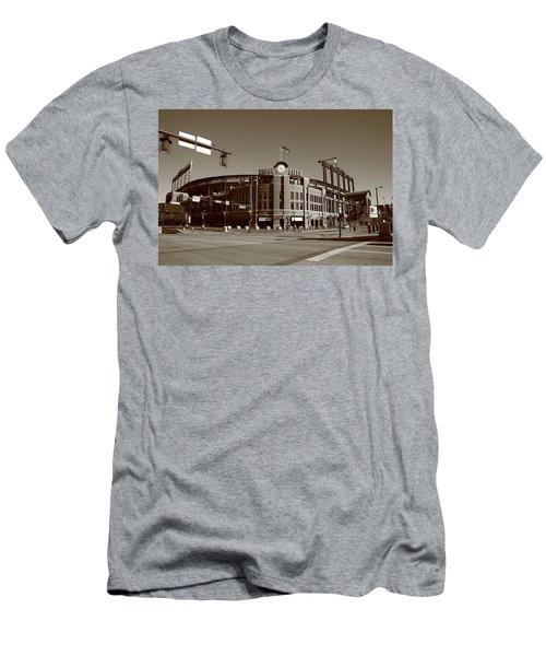 Coors Field - Colorado Rockies Men's T-Shirt (Athletic Fit)