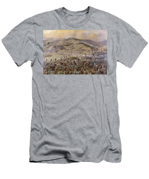 Little Bighorn, 1876 Men's T-Shirt (Athletic Fit)