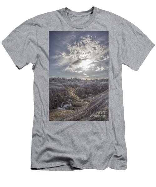 A Badlands Afternoon Men's T-Shirt (Athletic Fit)