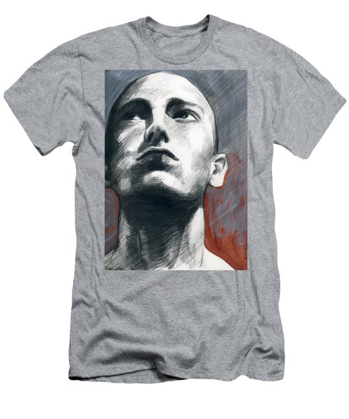 A Boy Named Patience  Men's T-Shirt (Athletic Fit)