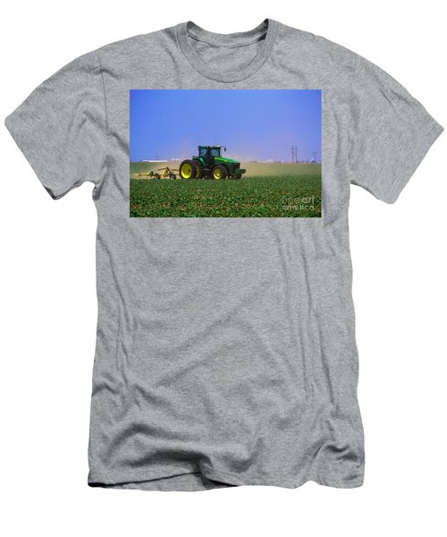 A Day On The Farm Men's T-Shirt (Athletic Fit)